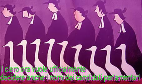 avanti marsch: cattolici allineati e coperti