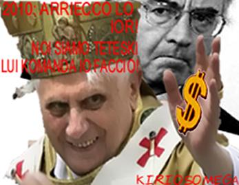 Ben XVI e Tedeschi- Teteschi ambetue!