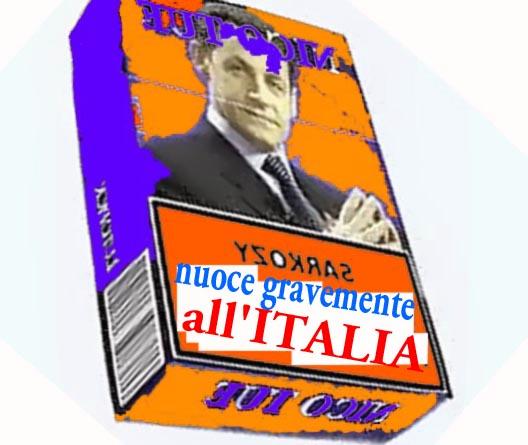 sarkozy nuoce Italia