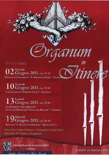 musiche per organo