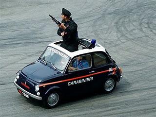 carabinieri impoveriti