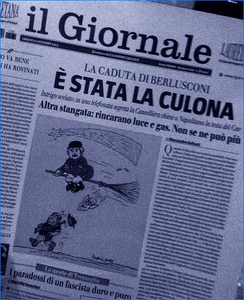 culona: da il Giornale