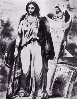 Garibaldi fermato In Aspromonte