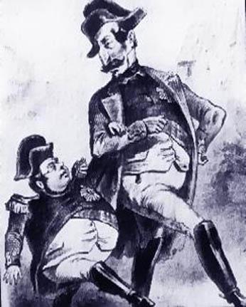 Cavour e Napoleone