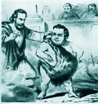 Garibaldi e Cavour
