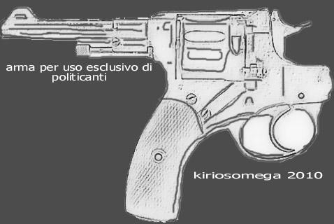 arma per politicanti