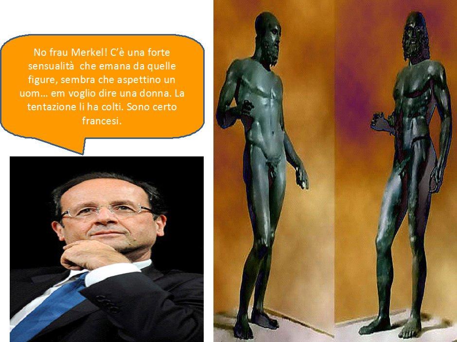 hollande, mon ami, si tratta di pura razza francese