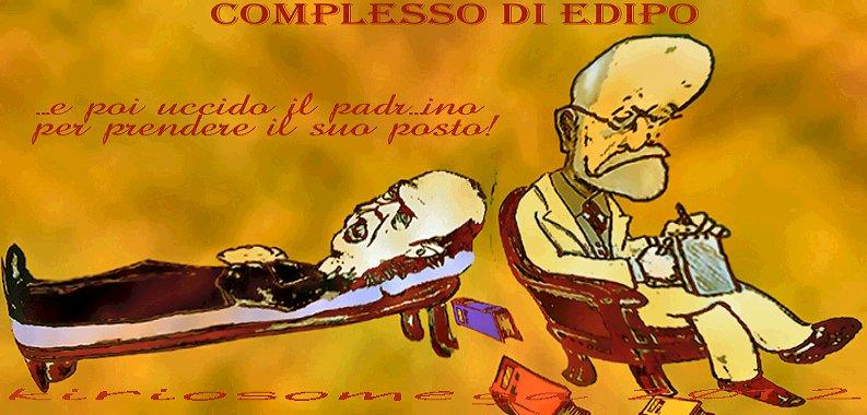 IL COMPLESSO DI ALFANO - DI KIRIOSOMEGA