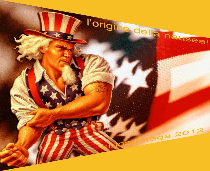 America, il suo Neoliberismo e la Nausea