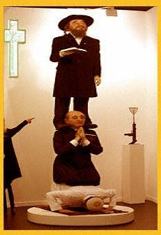 Trois religions- Religioni? No grazie! Non ho bisogno di tenebre, ma di logica!