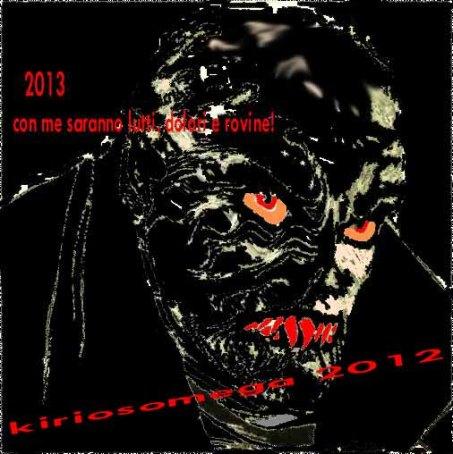 auguri alla mia maniera dal morente 2012