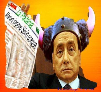 """Raggiunto il compromesso - Silvio: Aacconciatura celtico/lumbarda"""""""