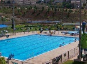 piscina e vasca di raccolta
