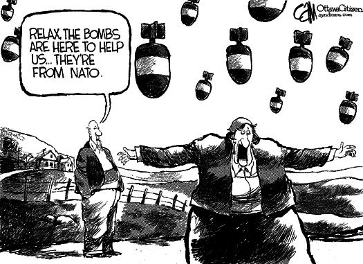 rilassati son bombe nato