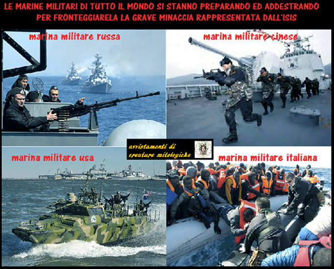 Marine Militari- In ogni Paese la Marina Militare è preziosa e s'addestra! In Italia, preparatissima, è...