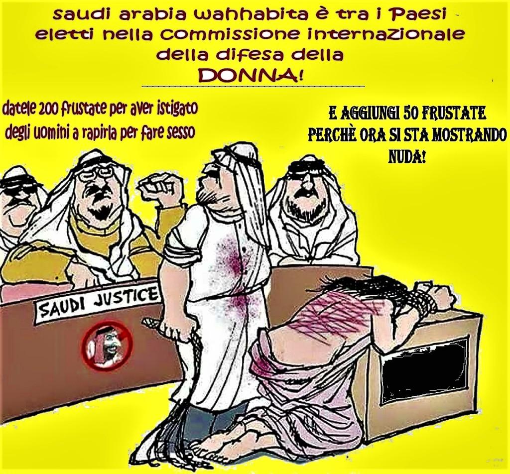 araba giustizia