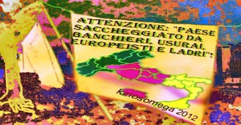 Italia paese devastato dal PD
