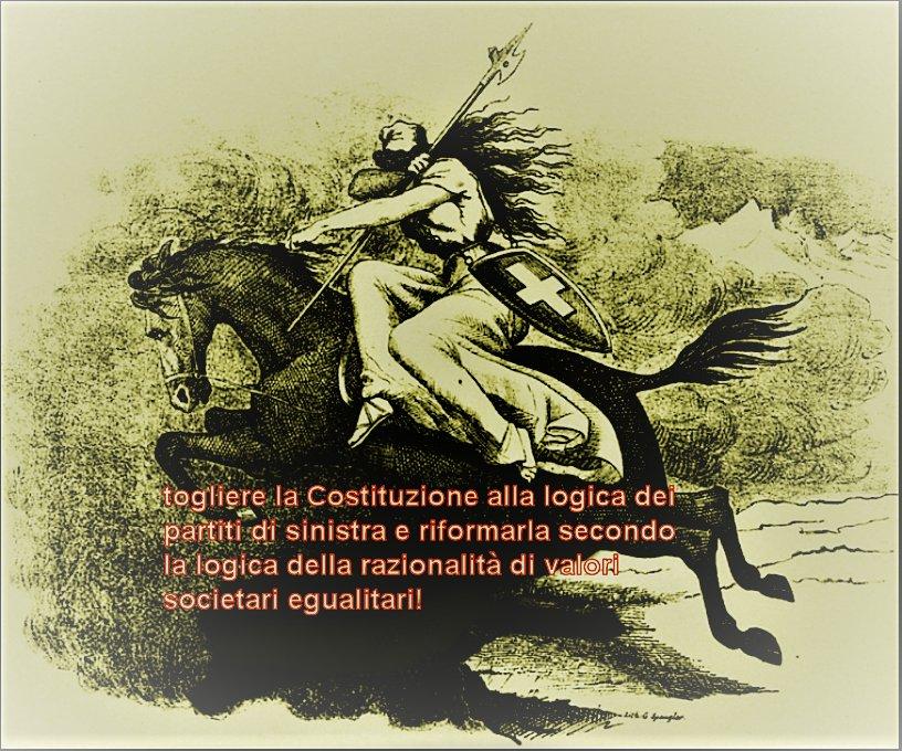 costituzione strappala ai sinistri